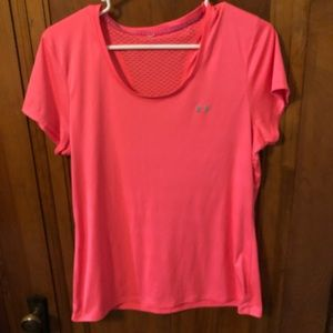 Large Under Armour Work Out Shirt.